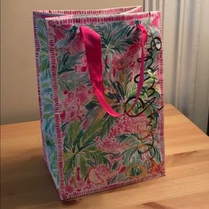 Lily Pulitzer Shopping Bag